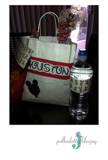 To Infinity and Beyond – Disney Survival Bag