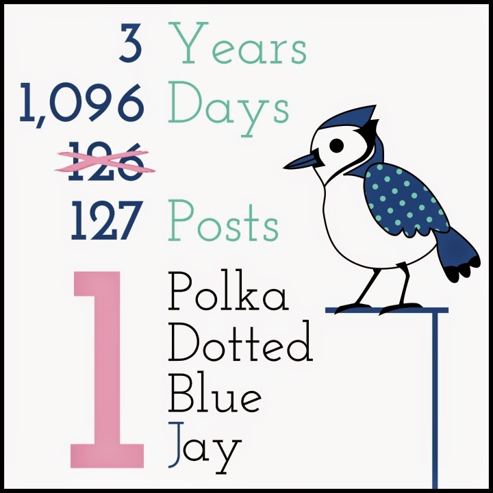 The Blogiversary Post