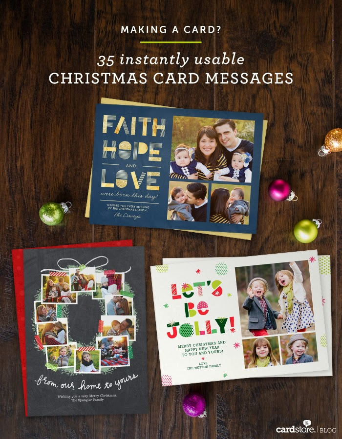 Christmas Cards Giveaway