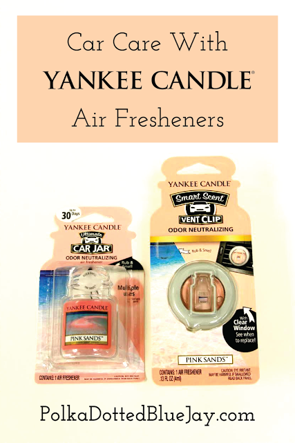 Car Care With Yankee Candle® Air Fresheners