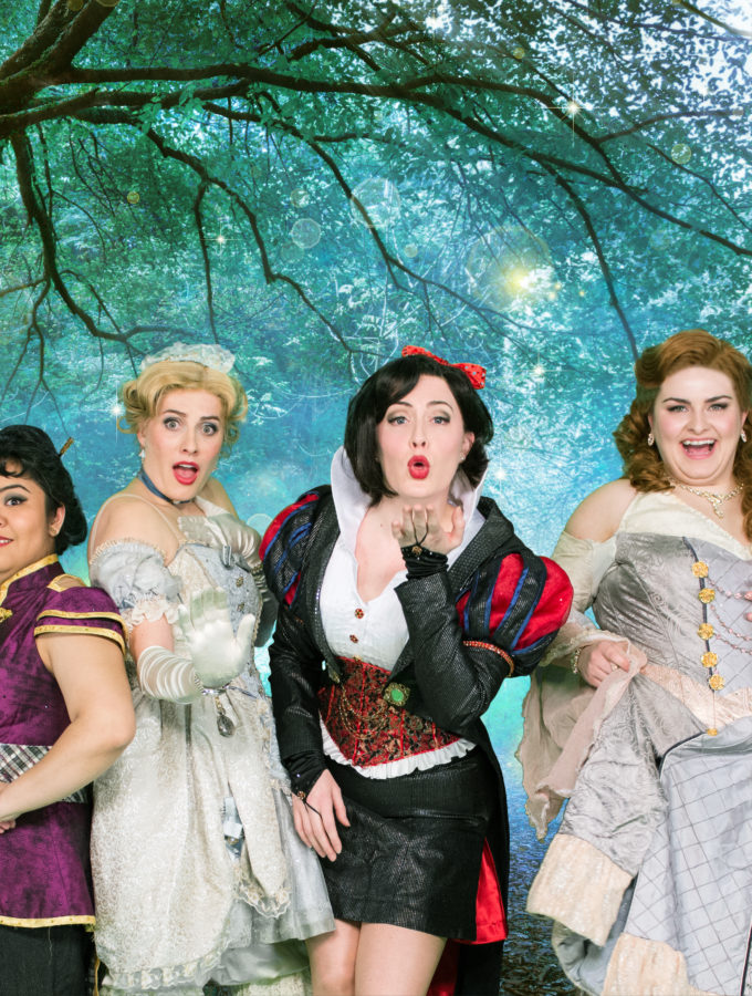 Disenchanted Ticket Giveaway