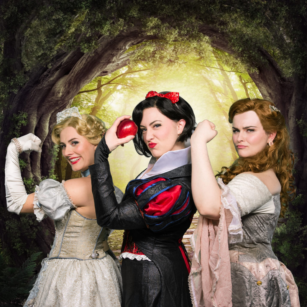 Click here to enter to win tickets to Disenchanted The Muscial!