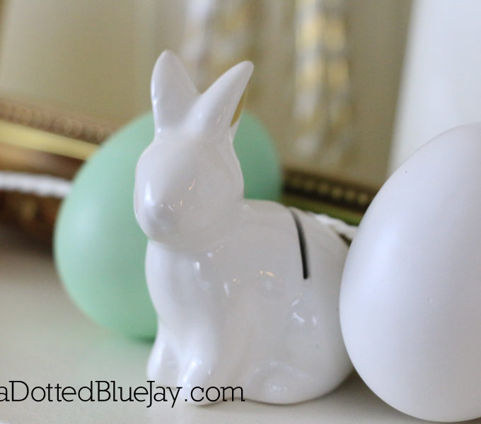 Easter Mantel Must-Haves