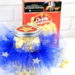 Get ready to celebrate the new Wonder Woman movie with DIY Jar Tutus perfect for a movie night!